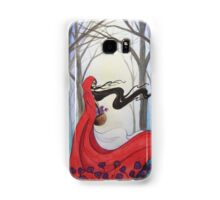 Little Red Riding Hood Samsung Galaxy Case/Skin