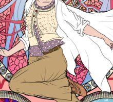 Sherlock Nouveau - Molly Hooper Sticker