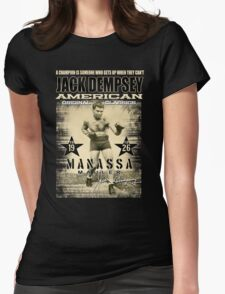 jack Womens Fitted T-Shirt