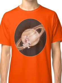 Lost in a Space / Saturnesse Classic T-Shirt