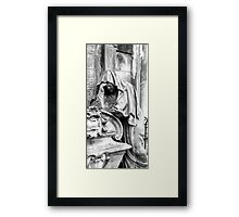 Lady of Sorrow Framed Print