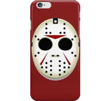 Jason Mask Halloween iPhone Case/Skin