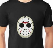 Jason Mask Halloween Unisex T-Shirt