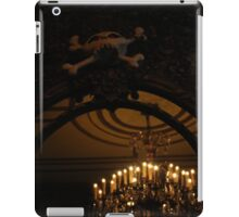 Haunted Mansion Holiday Mirror iPad Case/Skin