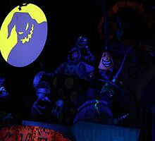 Haunted Mansion Holiday Oogie Boogie by TOTomorrowland