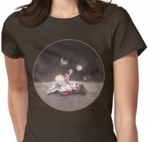 Lost far away from home Womens Fitted T-Shirt