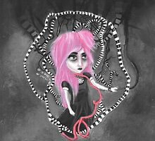 Absent-mindedly getting lost in the dark by ROUBLE RUST