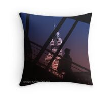 bangkok morning 2 Throw Pillow