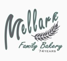Mellark Family Bakery - Grey by Penelope Lolohea
