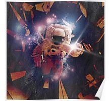 Astro Nova, capsule breach Poster