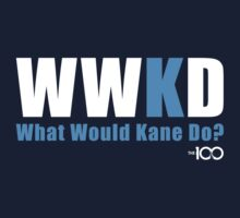 The 100 - What Would Kane Do? by BadCatDesigns