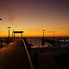 Port Noalunga at sunset  by janfoster