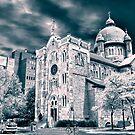 Chapelle Notre-Dame de Lourdes de Montréal by Gary Cummins