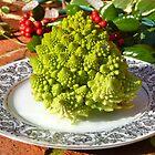 Fractal Cauliflower by nealbarnett