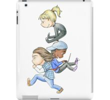 Three of a Kind iPad Case/Skin
