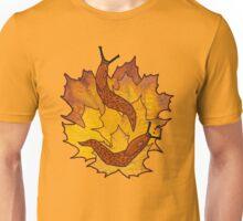 Autum Slugs Unisex T-Shirt