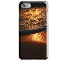 Sea water detail iPhone Case/Skin