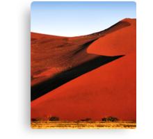 Bold Sculptural Dune, Namibia Canvas Print