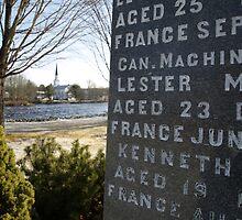 War Memorial Nova Scotia by phaedra1973