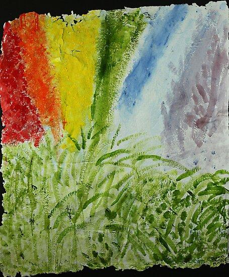 Genesis Laurel Rainbow by Thomas Murphy