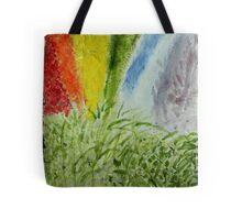 Genesis Laurel Rainbow Tote Bag