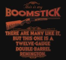 Boomstick Creed Dark by AngryMongo