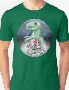 Kimmy and Rex Unisex T-Shirt