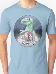 Kimmy and Rex T-Shirt