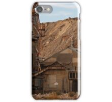 Rusting in Broken Hill iPhone Case/Skin