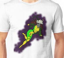 signature pose Unisex T-Shirt