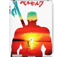 Guts Berserk iPad Case/Skin