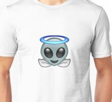 Alien Angel {FULL} Unisex T-Shirt