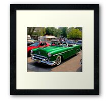 54 Olds Framed Print