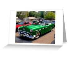 54 Olds Greeting Card
