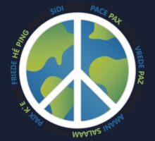 World Peace  Kids Tee