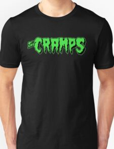 The Cramps GREEN FUZ Unisex T-Shirt
