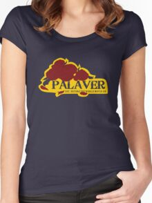 Palaver Saloon Women's Fitted Scoop T-Shirt