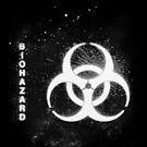 Biohazard iPhone cover by VenusOak