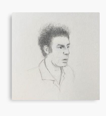 Kramer Canvas Print