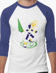 Mega Man Zero Splattery Shirt & iPhone Case Men's Baseball ¾ T-Shirt