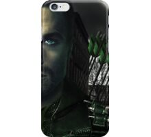 Arrow - Season 4 set iPhone Case/Skin
