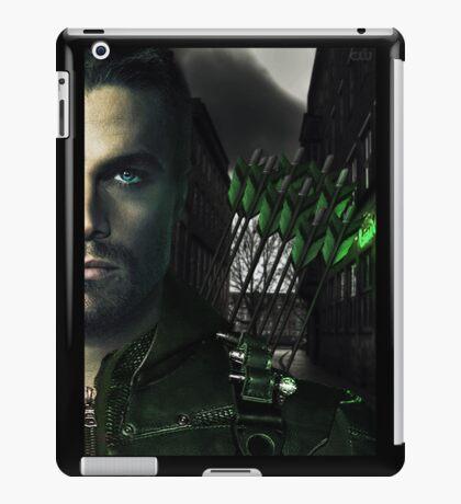 Arrow - Season 4 set iPad Case/Skin