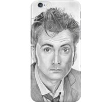 Doctor Who - David Tennant iPhone Case/Skin