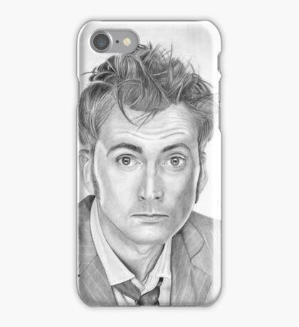 Doctor Who - David Tennant iPhone Case/Skin