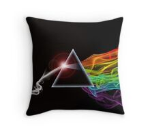 Pink Floyd – The Dark Side Of The Moon Throw Pillow
