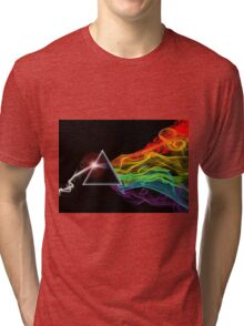 Pink Floyd – The Dark Side Of The Moon Tri-blend T-Shirt