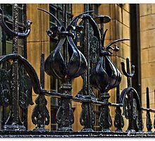 Ironwork by MrsRatbag