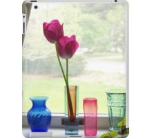 Looking Out  iPad Case/Skin