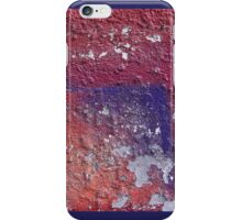 Graffiti Blue Corner iPhone Case/Skin