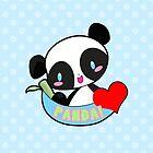 Panda! <3 by AnimePlusYuma